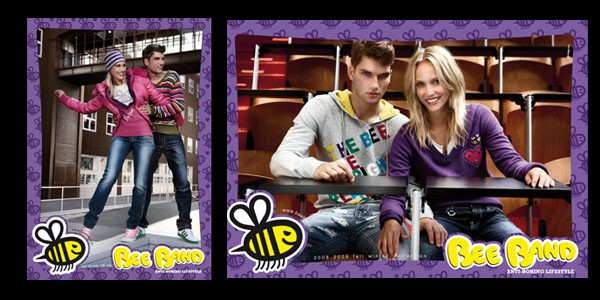 Cliente: Bee Band